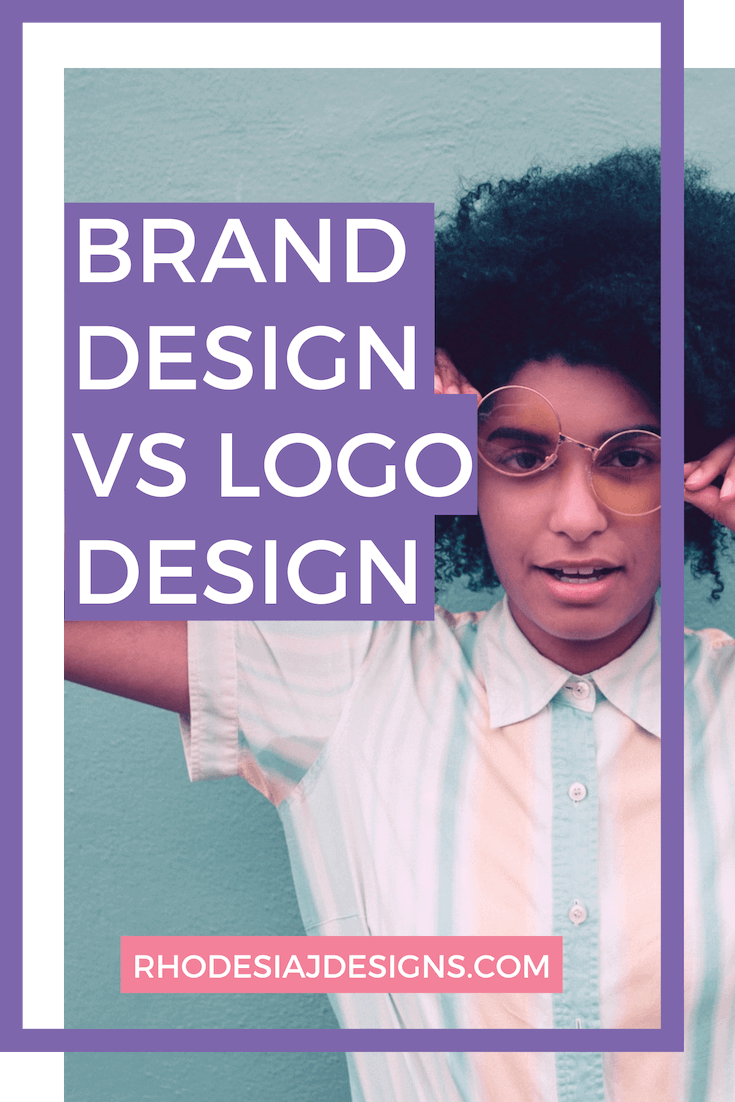 brand design vs logo design rhodesia j designs