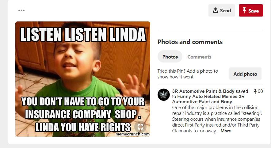 kapwing marketing meme listen linda