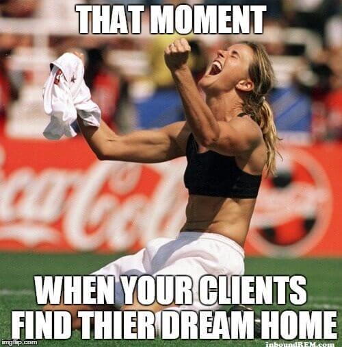kapwing meme marketing real estate