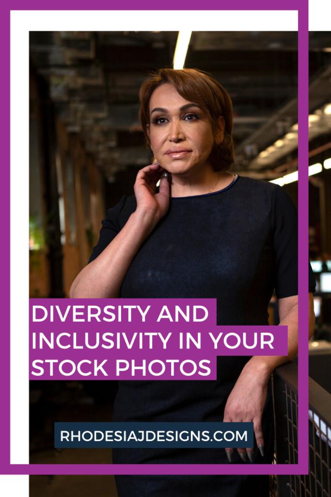 Why Diversity and Inclusivity in Your Stock Photos Matter