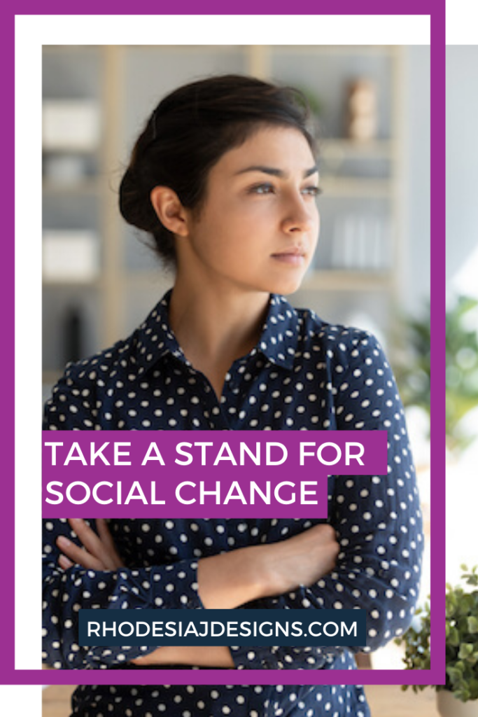 How to Take a Stand for Social Change and Inclusivity as a Business Owner