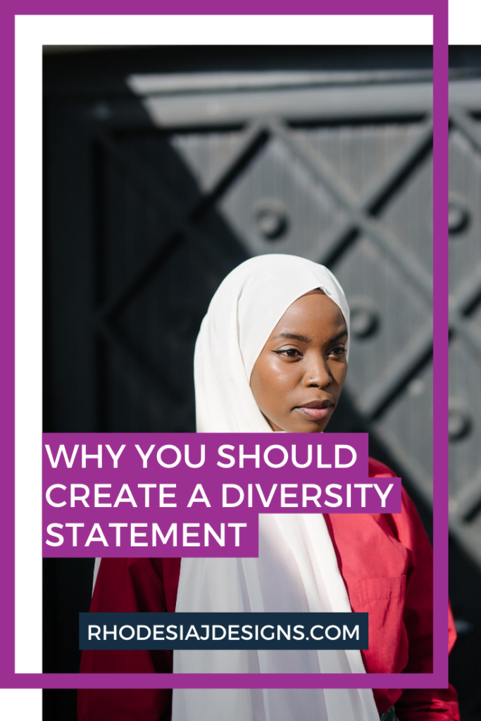 Why You Should Think Twice Before Creating a Diversity Statement